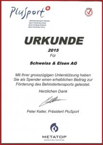 behindertensport 2015