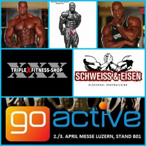 Tony Freeman goactive
